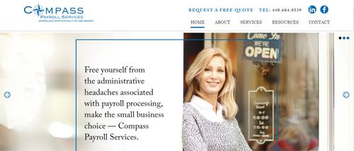 """<a href=""""https://www.compasspayroll.com"""">Compass Payroll Services</a>"""