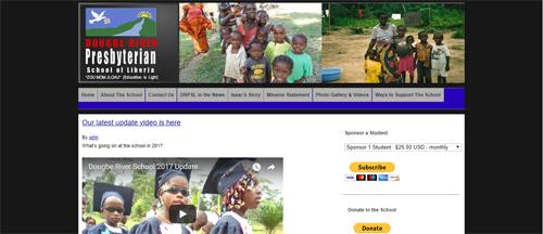 "<a href=""https://www.drpsl.com"">Dougbe River School</a>"