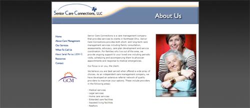 "<a href=""https://www.seniorcareconnections.net"">Senior Care Connections, LLC</a>"